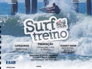 1 SurfTreino Surf Report Rincão e SurfScream