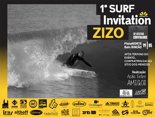 1º Surf Invitation Zizo