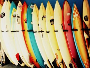 Tipos de pranchas de surf