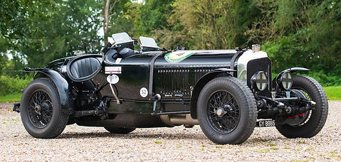 1931 Bentley 4/8-Litre Two-Seater
