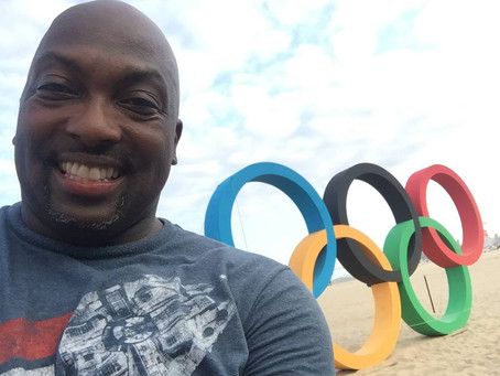 Lamont Smith: Five Olympic Games and Counting
