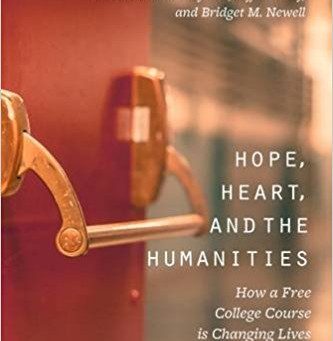 Hope, Heart, and the Humanities -- on the Radio