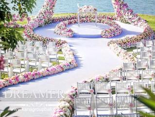 Steve & Rocio Ayana Sky Wedding