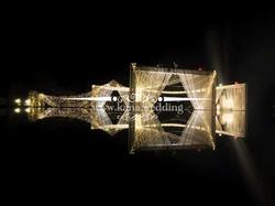 royal santrian wedding bali
