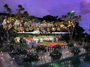 ceremony floating stage acrylic