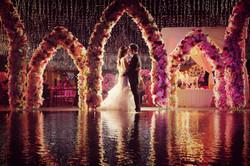 water wedding bali