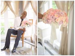 bride bouquet Preston Bailey Bali