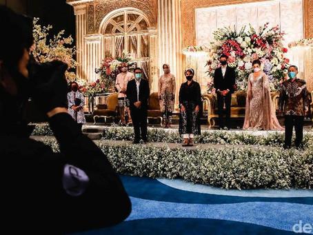 Tata Cara Gelar Resepsi Pernikahan dengan Protokol Kesehatan di Era New Normal