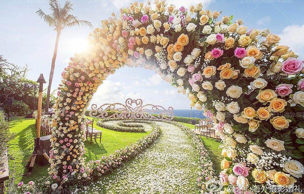 villa, chapel & hotel wedding venue favorite in bali 2020