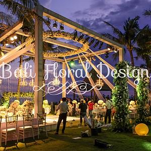 The Khayangan Estate Bali Wedding