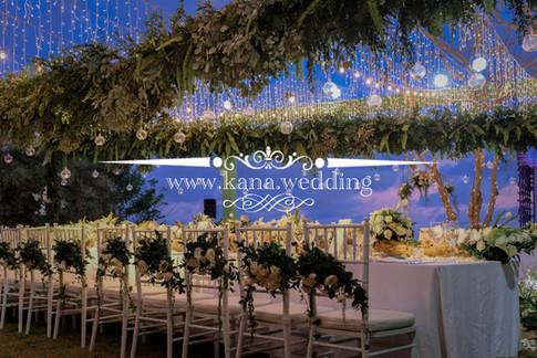 nature wedding theme idea
