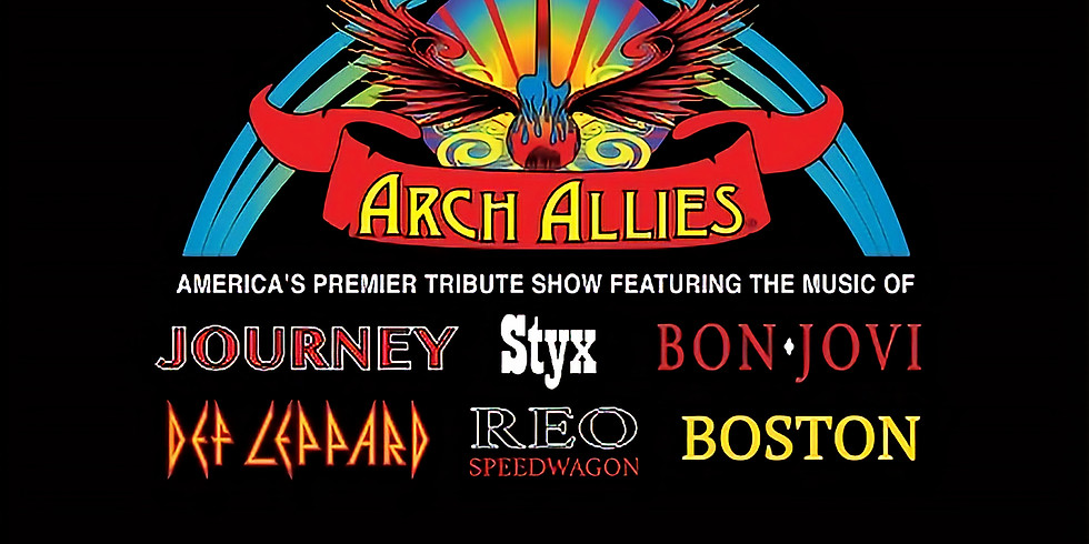 SOLD OUT - ARCH ALLIES FRIDAY SHOW