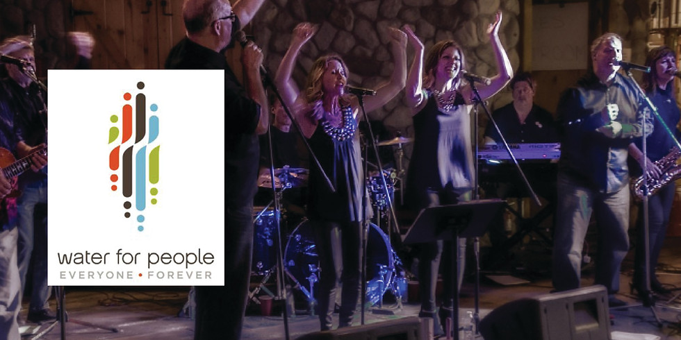 WATER FOR PEOPLE FEATURING BIG BOB & THE HIGH ROLLERS
