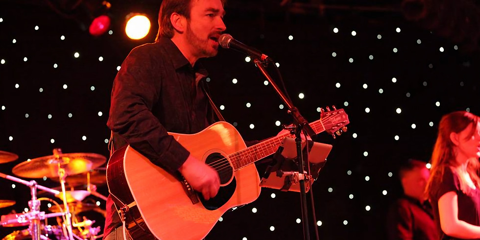 ACOUSTIC NIGHTS - DANNY MCGOVERN