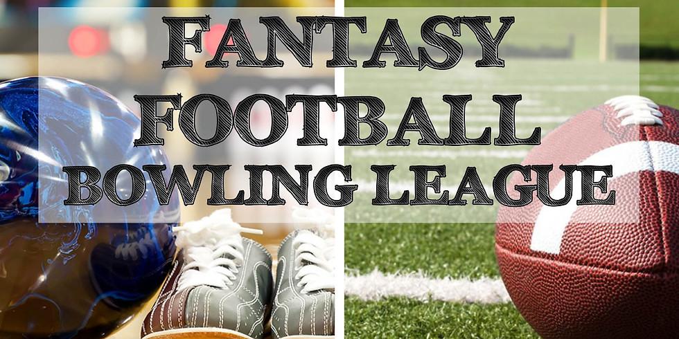 Bogart's Bowling & Fantasy Football Bowling League Draft Party