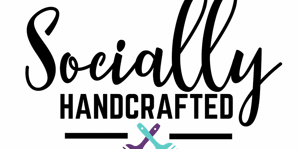 Socially Handcrafted Paint & Sip