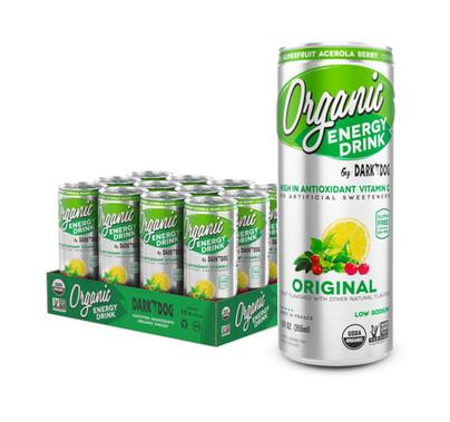 ORGANIC ENERGY DRINK BY DARK DOG ORIGINAL