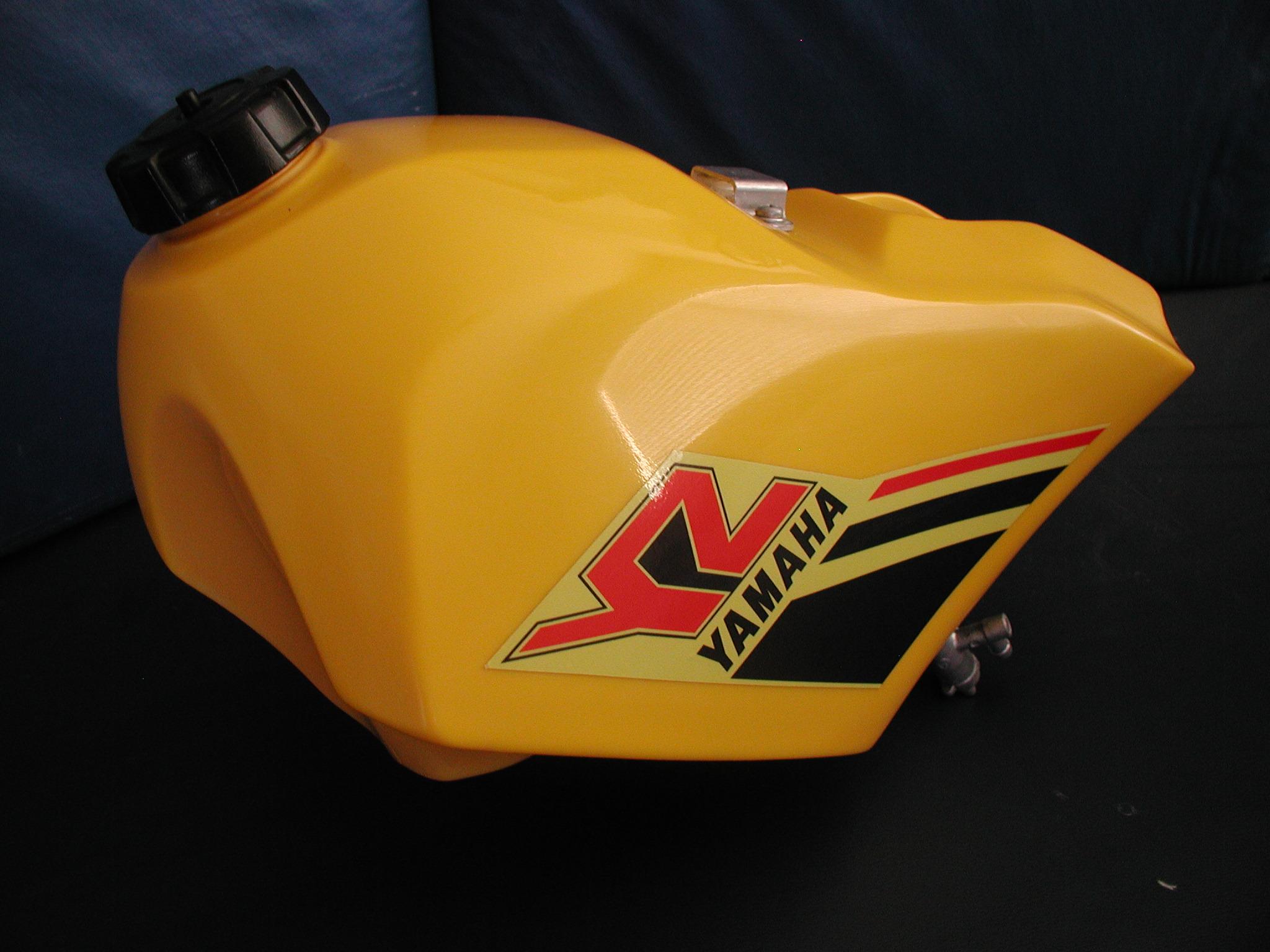 1983 YAMAHA YZ 125