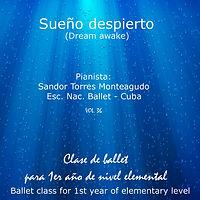 Ballet CD Dream Awake