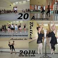 Ballet CD 20th Aniversary