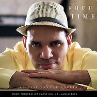 Ballet cd Free Time