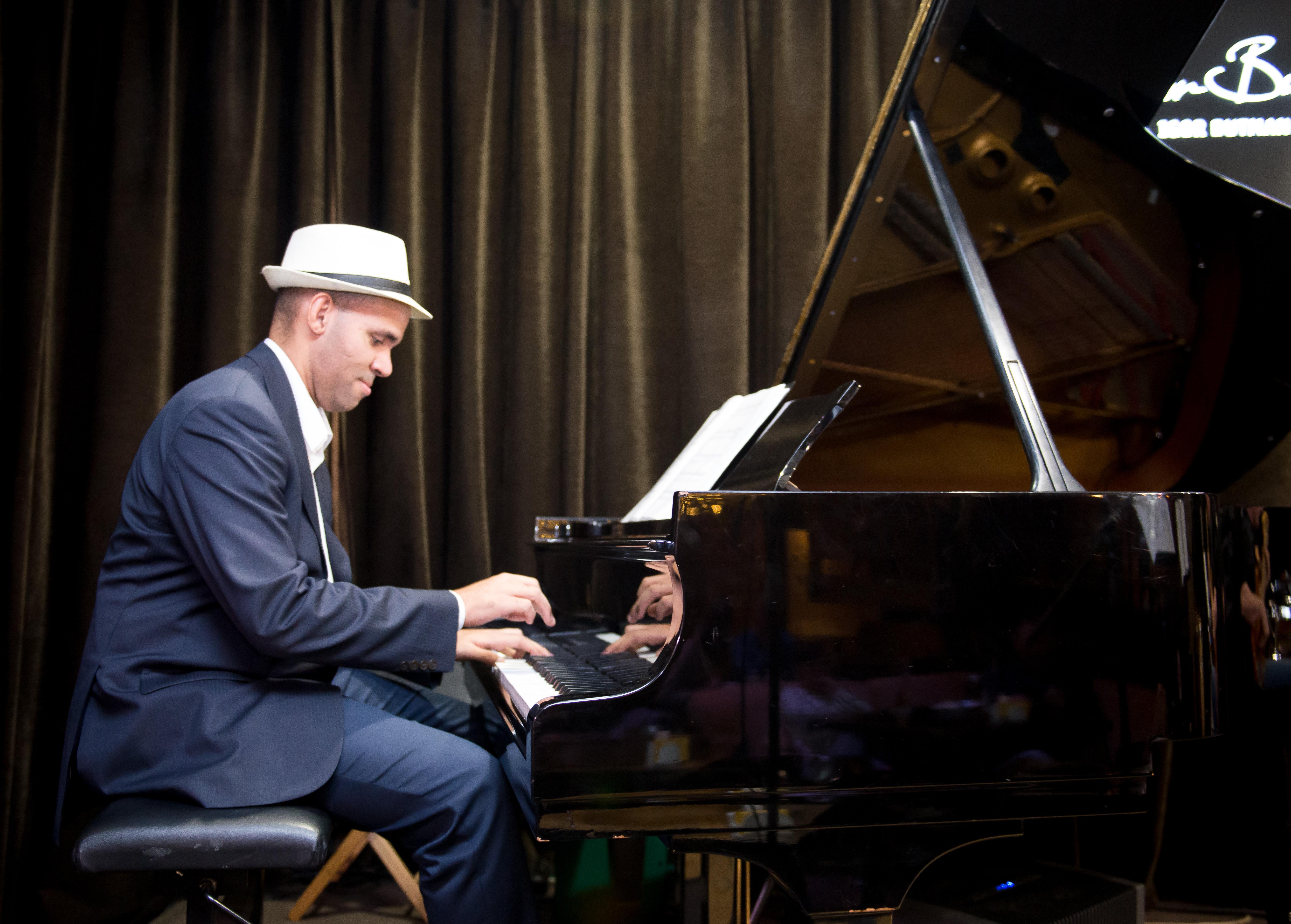 Pianist, composer, arranger
