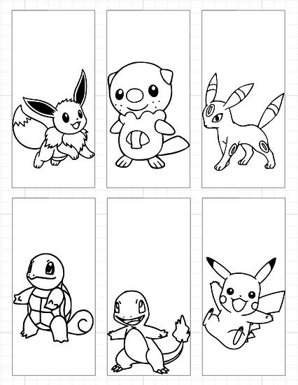 Pokemon Character