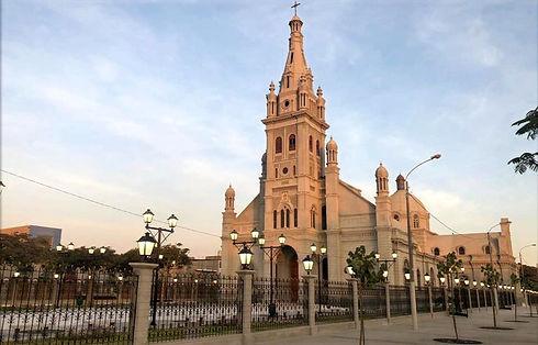 Iglesia Luren Ica Peru