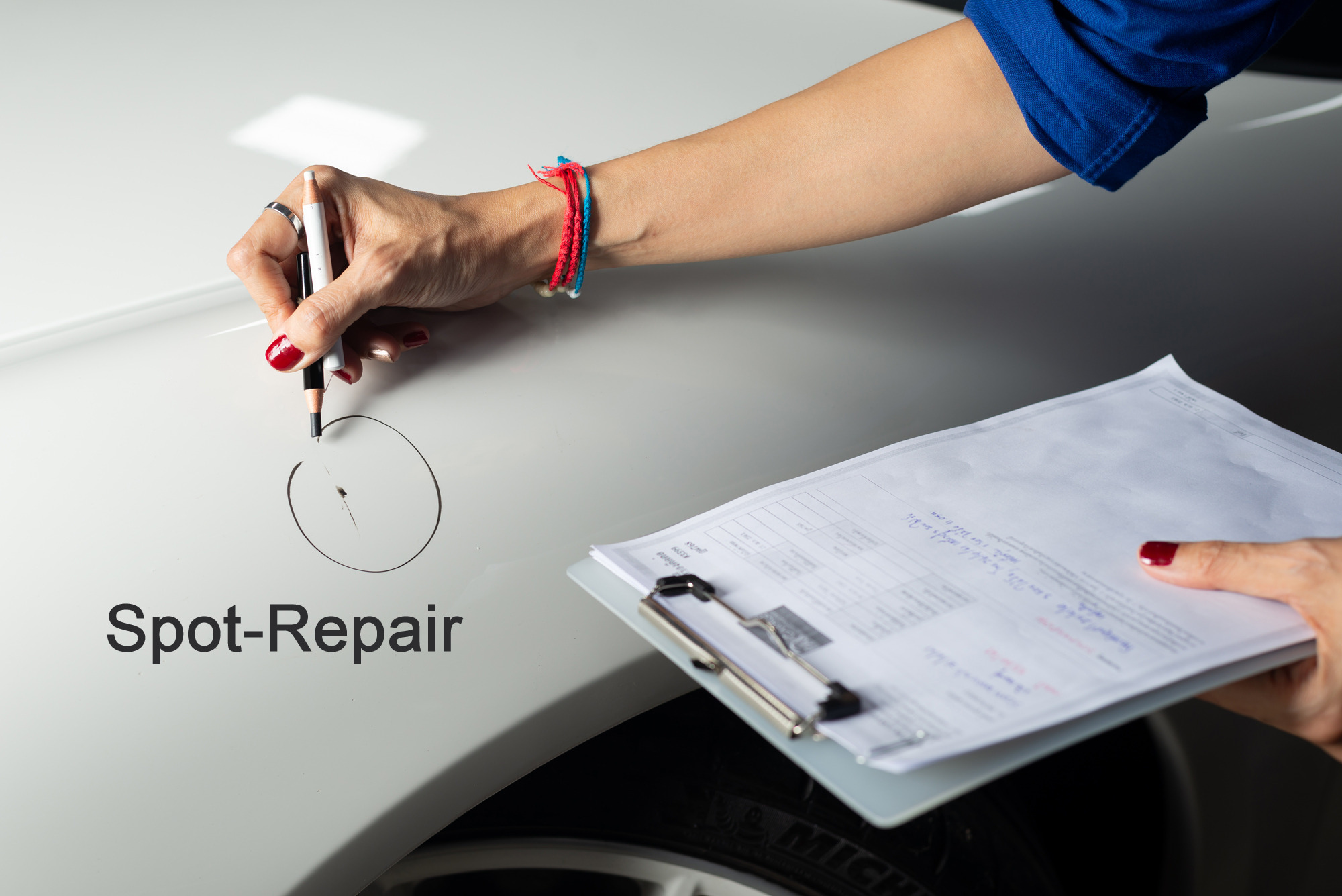 Smart Repair Begutachtung