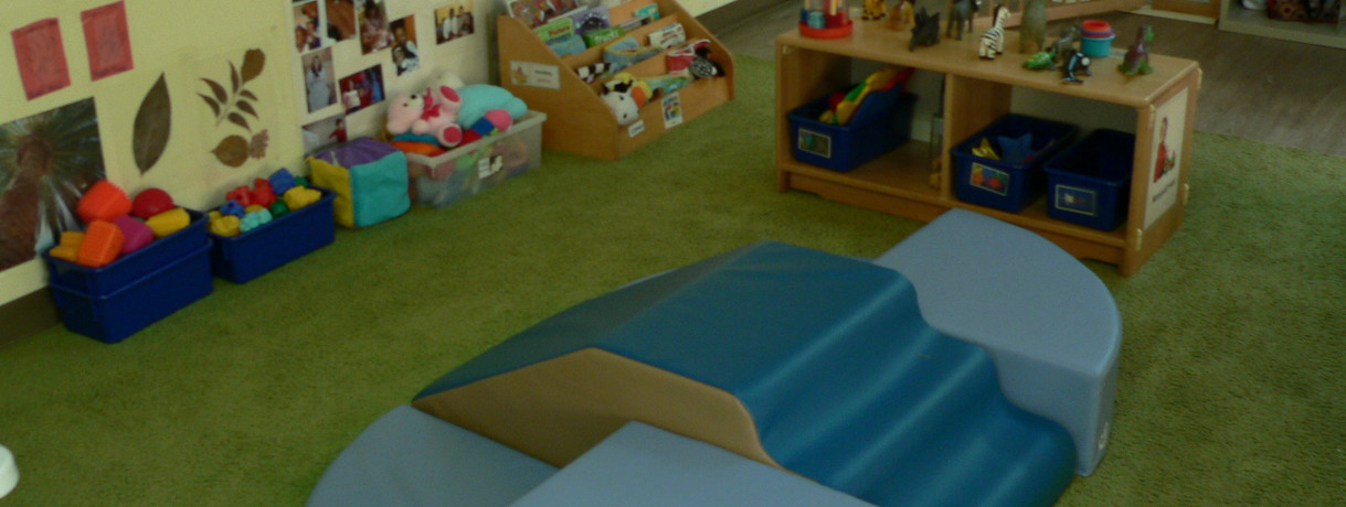 library/gross motor play area