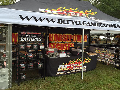 trail of tears rally pi with dc cycle & racing