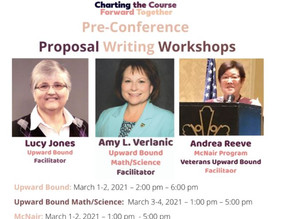 WESTOP VUB Grant Writing Training