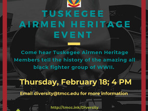 Tuskegee Airmen Heritage Virtual Event Today