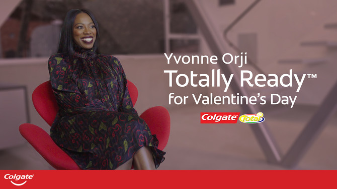 Christian Actress Partners with Colgate Total to share a Singleness Message Just in Time for Valenti