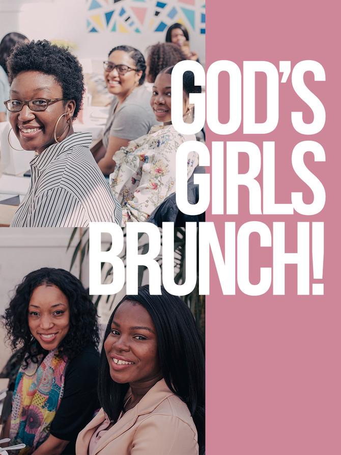 EVENTS | #GodsGirlsBrunch!