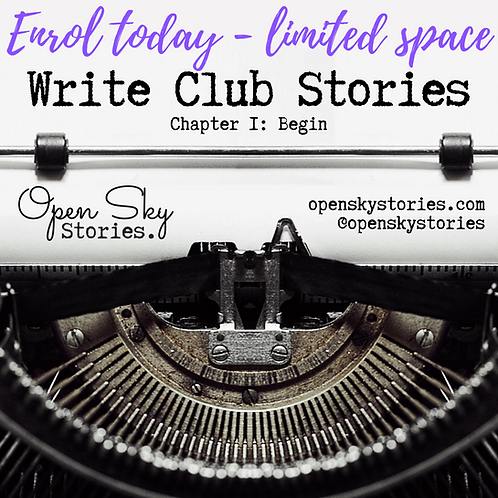 Write Club Stories: Chapter 1, begin