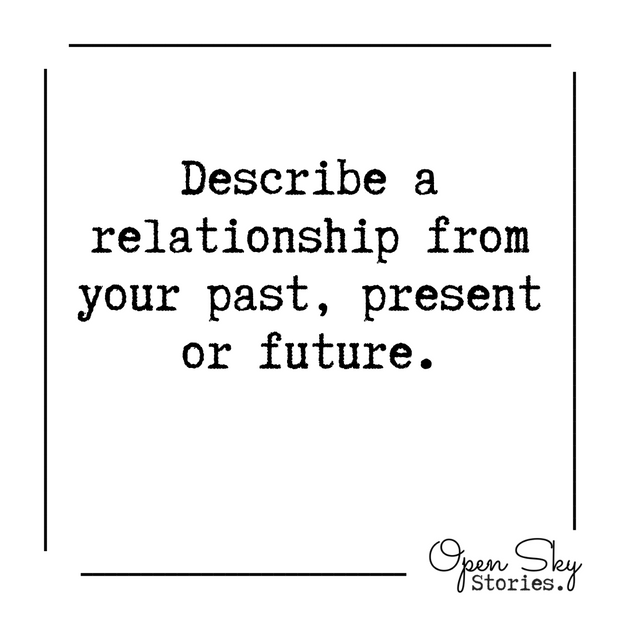 Describe a relationship
