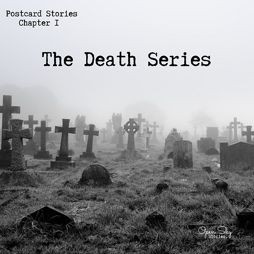 Postcard Stories - Death Series