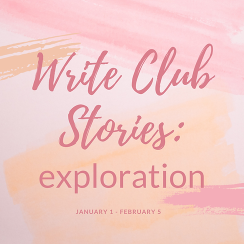 Join Write Club Stories: Exploration