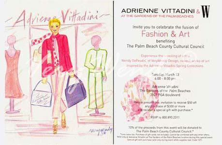 Very Wendy Adrienne Vittadini & W