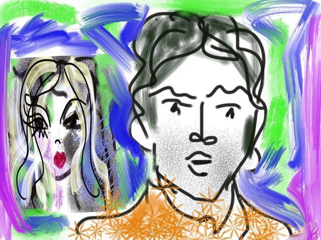 sketchy saturday -_-_#artist #sketch #sk