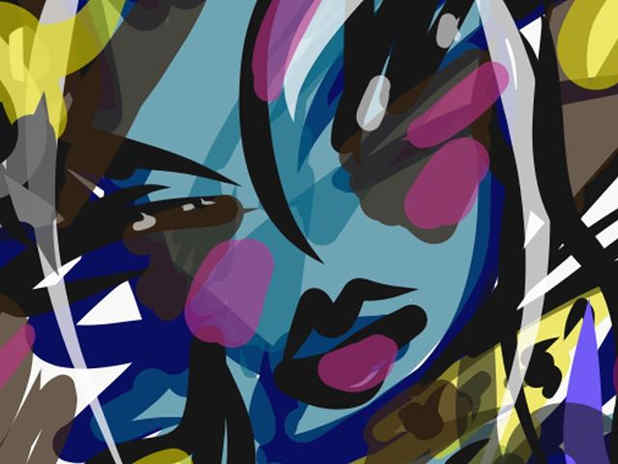 #artistsoninstagram #verywendy #digitala