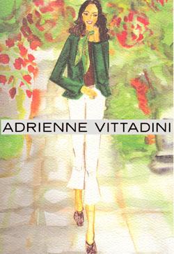 Very Wendy Adrienne Vittadini
