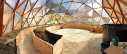 Serres geodesiques 12.5m