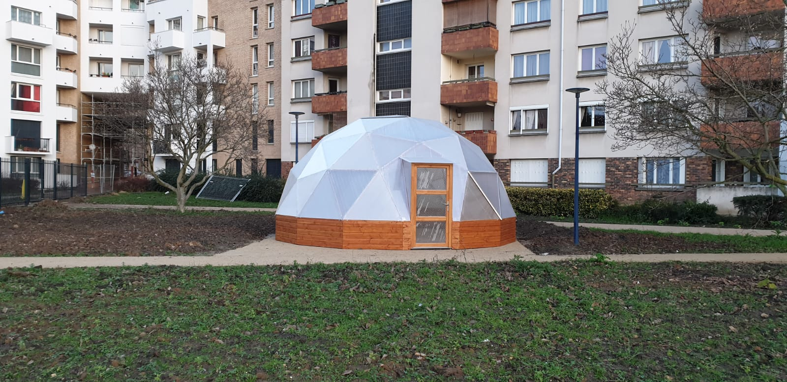 serre geodesique