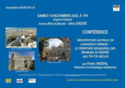 Affiche Conf Vivien format A4 paysage V4