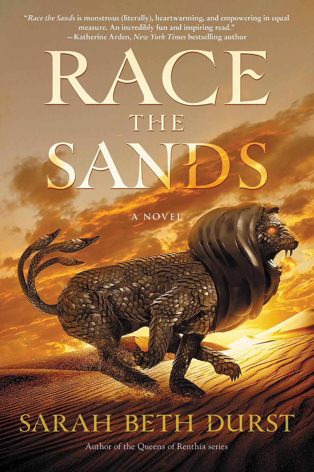Race the Sands by Sarah Best Durst