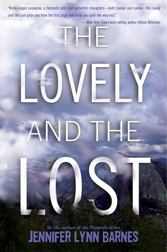 The Lovely and the Lost by Jennifer Ann Barnes