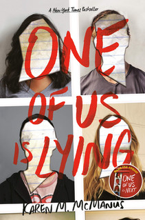 One of Us is Lying by Karen M. McMannus