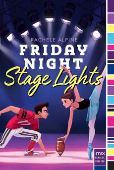 Friday Night Stage Lights by Rachele Alpine
